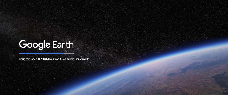Dit is de nieuwe Google Earth: redesign en 3D-view