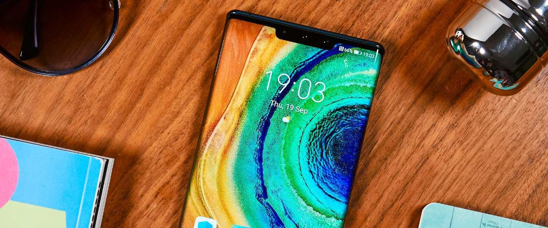 De Huawei Mate 30 verkoopt uitstekend in China, mede door prijsverlaging
