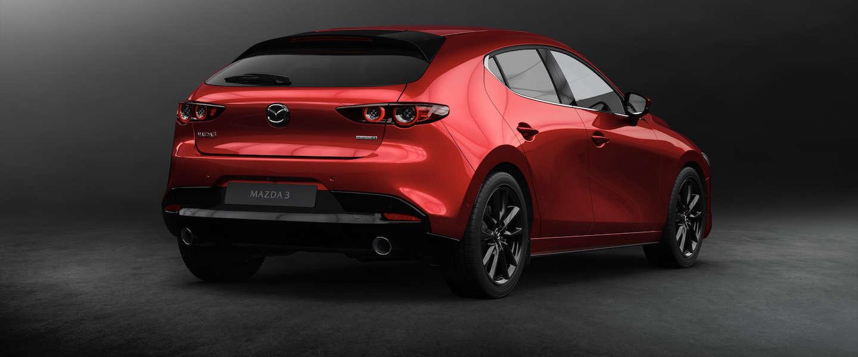 Wereldpremière nieuwe Mazda 3