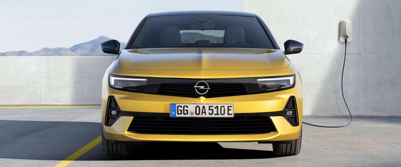 Dit is de nieuwe Opel Astra ook als Hybrid