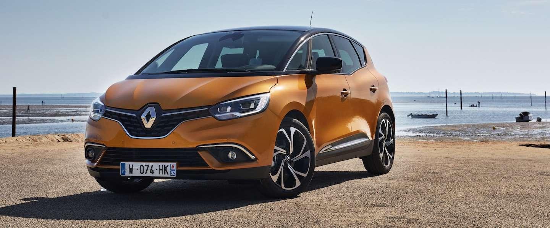 De nieuwe Renault Scenic en Grand Scenic