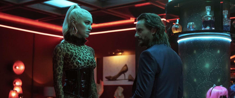 Sky Rojo nieuwe spannende Spaanse  actieserie bij Netflix