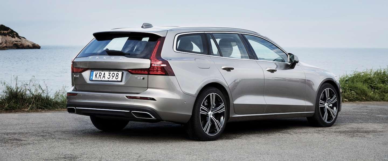 Nieuwe Volvo V60 Moet De Ultieme Gezinsauto Worden