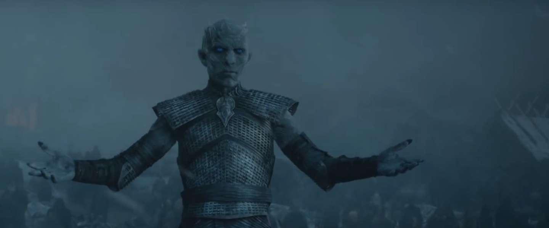Er is geen ontkomen aan; White Walkers in seizoen 7 Game of Thrones
