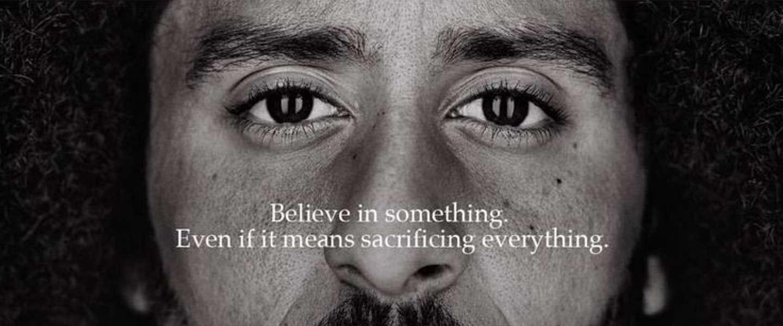 Nike's campagne met Colin Kaepernick maakt nogal wat los