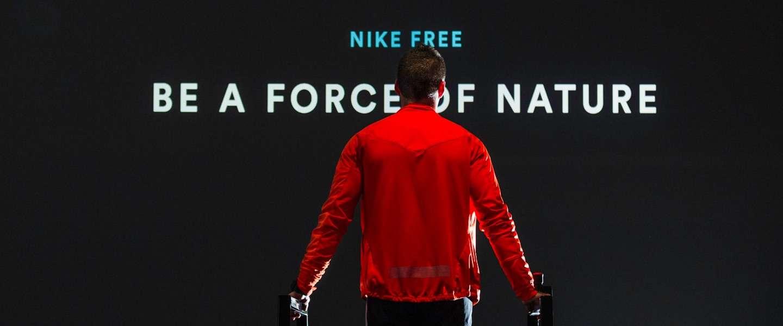 Nike maakt interactieve loopband