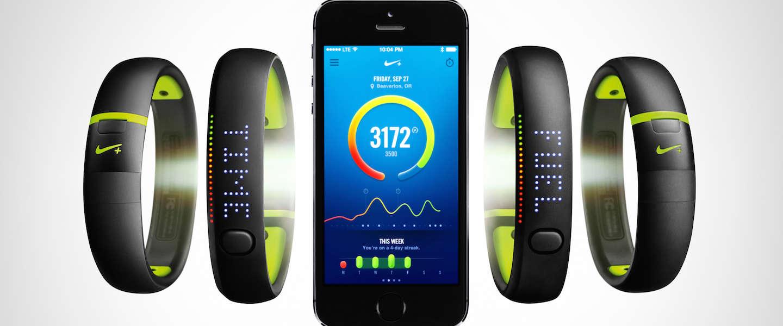 Nike en Apple moeten Fuelband-gebruikers betalen