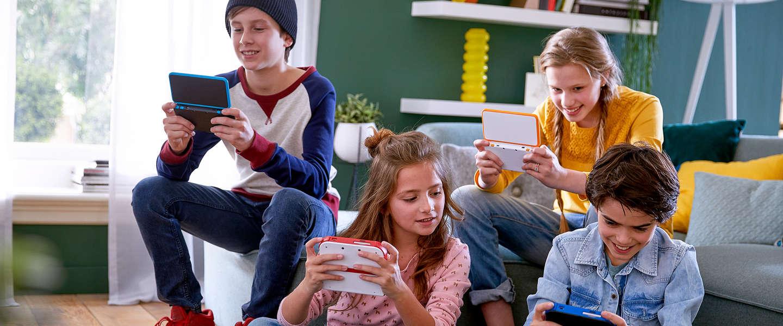 Nintendo kondigt grotere en goedkope 2DS XL-handheld aan