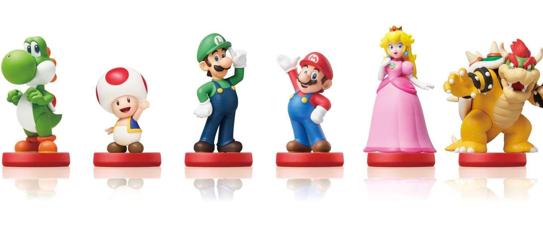 Nintendo strooit met voorjaarstitels