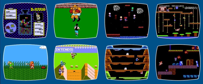 Nintendo geeft gratis NES games bij betaald online-abo Switch