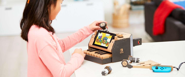 Nintendo Labo: Zen and the art of cardboard folding