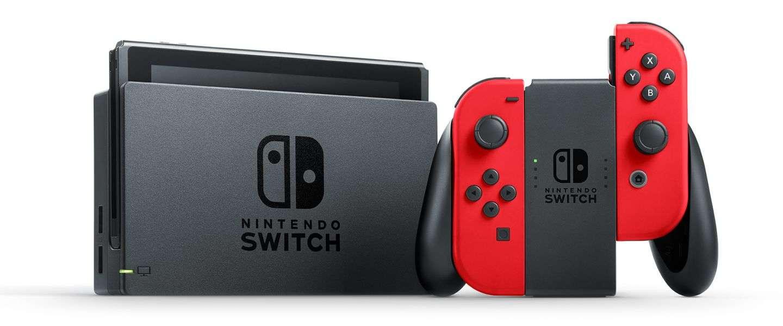 Nintendo Switch overtreft Wii U