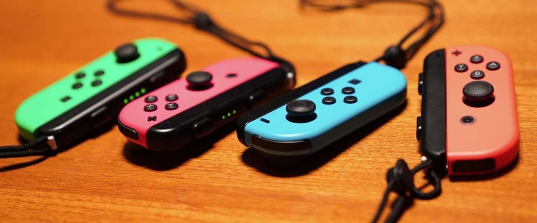 Het gaat lekker met de verkopen van Nintendo Switch