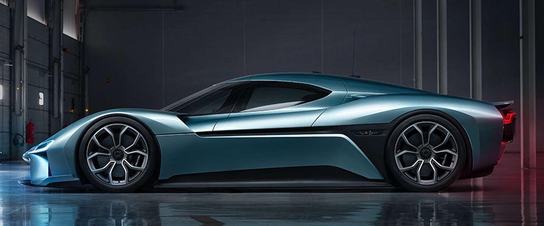 Dit Is De Nio Ep9 S Werelds Snelste Elektrische Auto