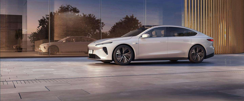 NIO's nieuwe EV belooft een actieradius van 998 kilometer