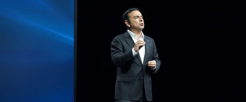 CES 2017: Carlos Ghosn legt Nissan's nieuwe eco-strategie uit