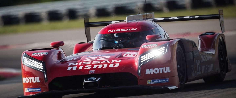 Met Nissan in 360 graden video een rondje over Le Mans