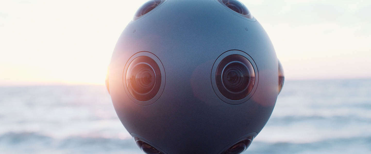 Nokia OZO: Een Virtual Reality camera