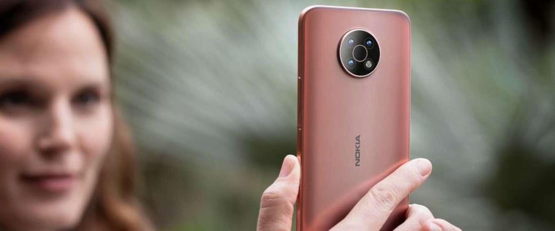Nokia G50 is de goedkoopste Nokia mét 5G