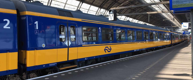 NS opent de Upcycle Shop op Utrecht Centraal