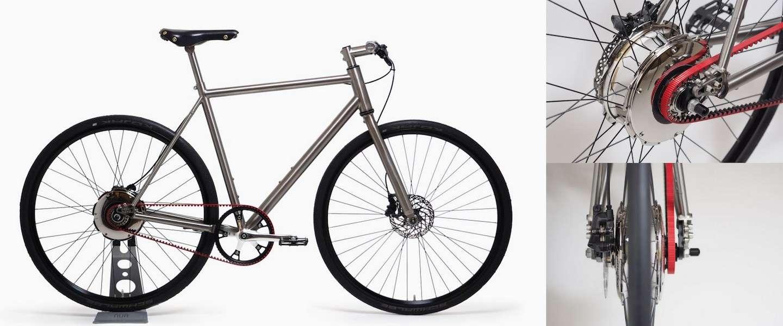 Nooit meer je elektrische fiets opladen