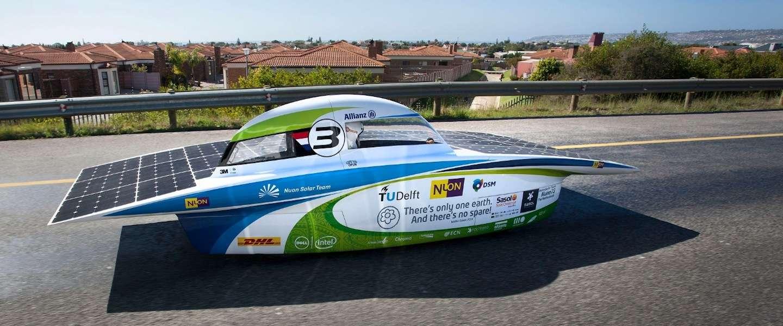 Nuna bewijst zich als auto van de toekomst