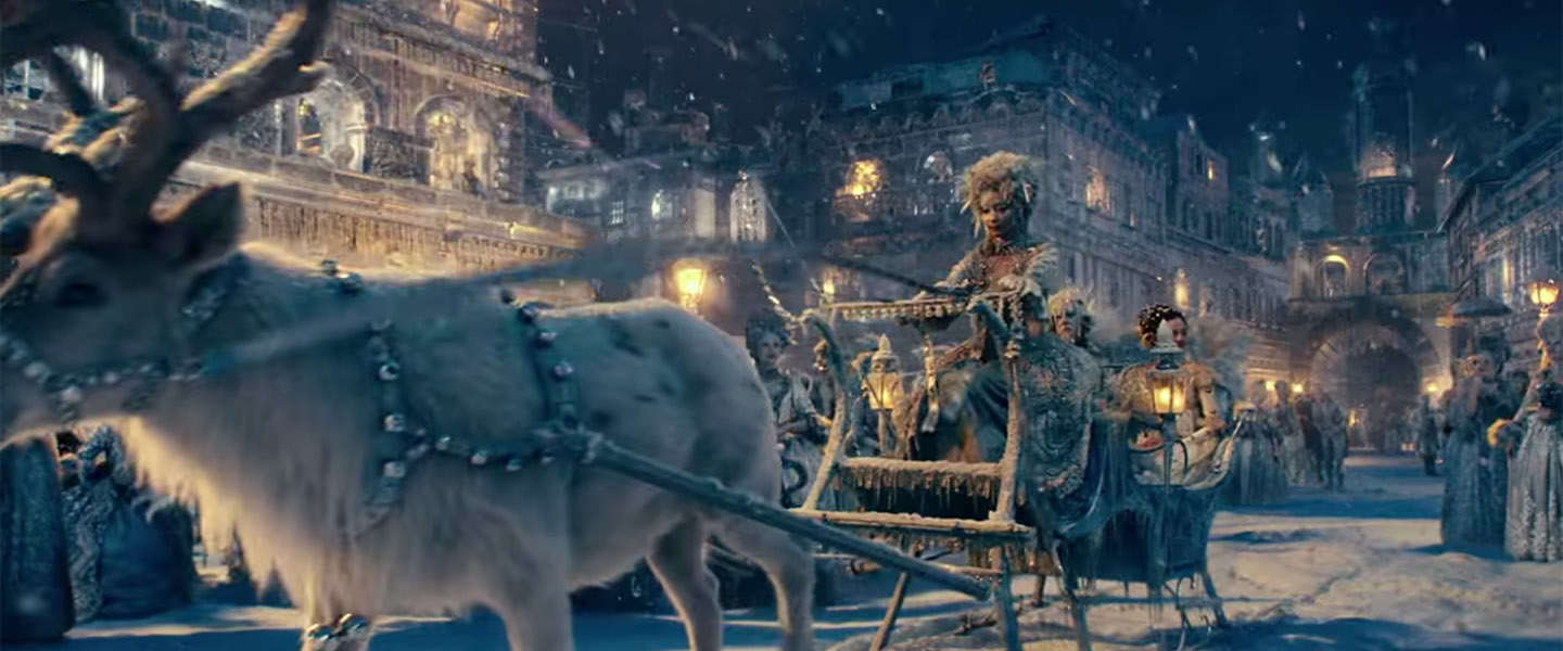 Trailer: ​​The Nutcracker and the Four Realms