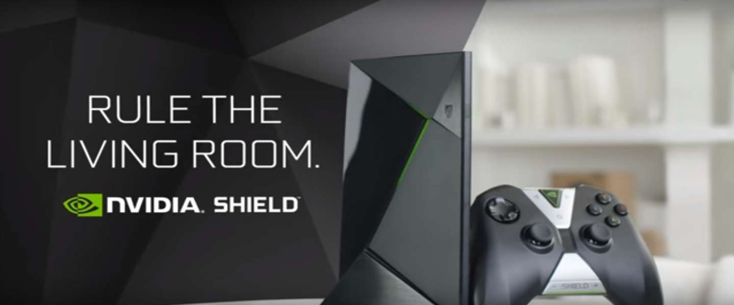 Nvidia Shield Android TV: krachtpatser onder je 4K TV