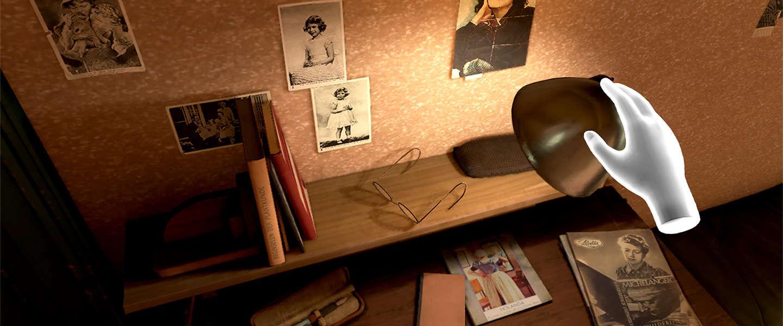 Onderduikadres Anne Frank te bezoeken in vernieuwde VR-tour