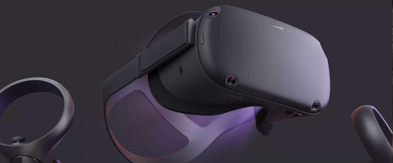 VR-bril Oculus Quest komt in 2019 en heeft geen computer nodig
