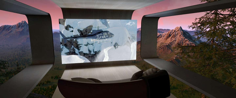 Oculus lanceert virtual reality TV