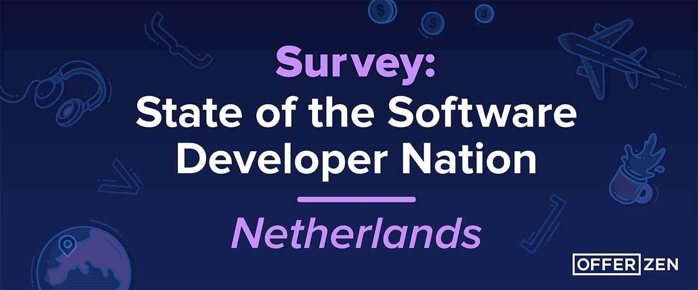 Software Developers in Nederland: doe mee aan deze open-data survey over carrièrekansen!