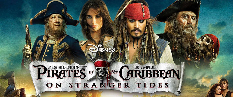Viering opening attractie Pirates of the Caribbean in Disneyland