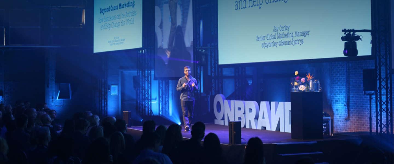 Tijdens de OnBrand '18 Conference hoor je alles over marketing & branding