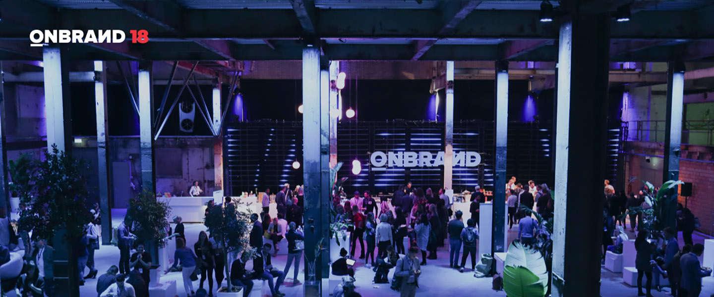 Wees er snel bij: de laatste tickets voor OnBrand '18 Conference