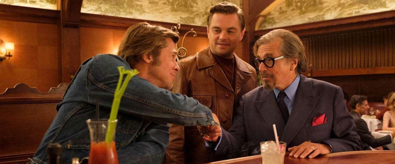 Leonardo DiCaprio en Brad Pitt schitteren in Once Upon a Time in... Hollywood
