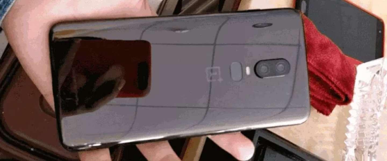 Gerucht: OnePlus 6 kost 750 dollar, concurrent voor S9+ en iPhone X