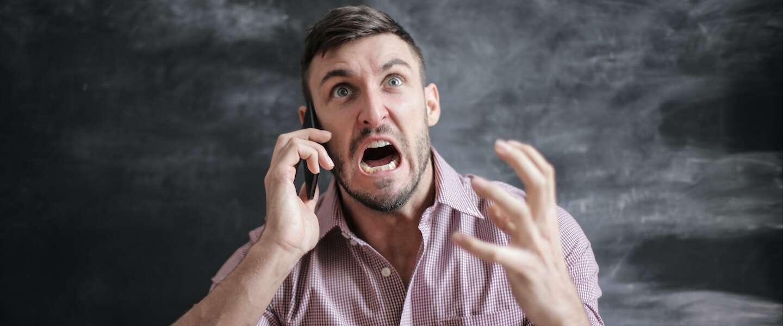 Stop de ongewenste telefoontjes! Dit kun je doen tegen telefoonterreur