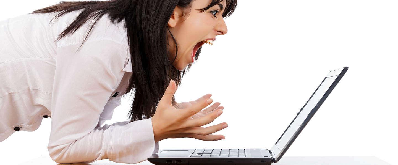 De top tien online irritaties