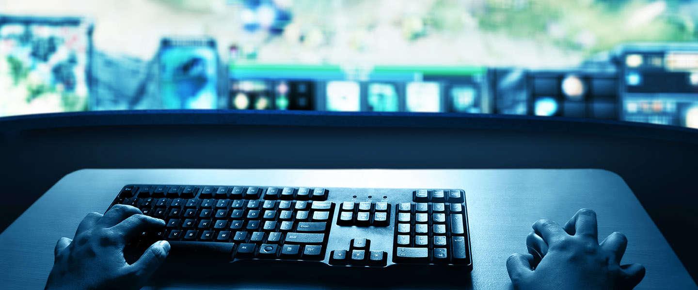 Online gamen doe je het beste met glasvezelinternet