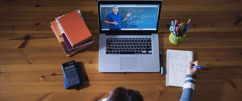 Helft consumenten wil in de toekomst online examinering