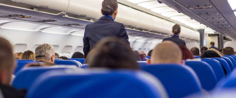 Vliegtuigstoel naast je leeg houden? Kun je binnenkort op bieden