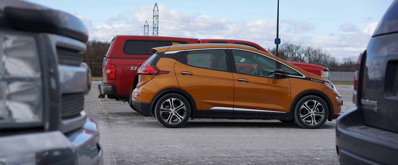 Zo wordt de Opel Ampera-e gebouwd