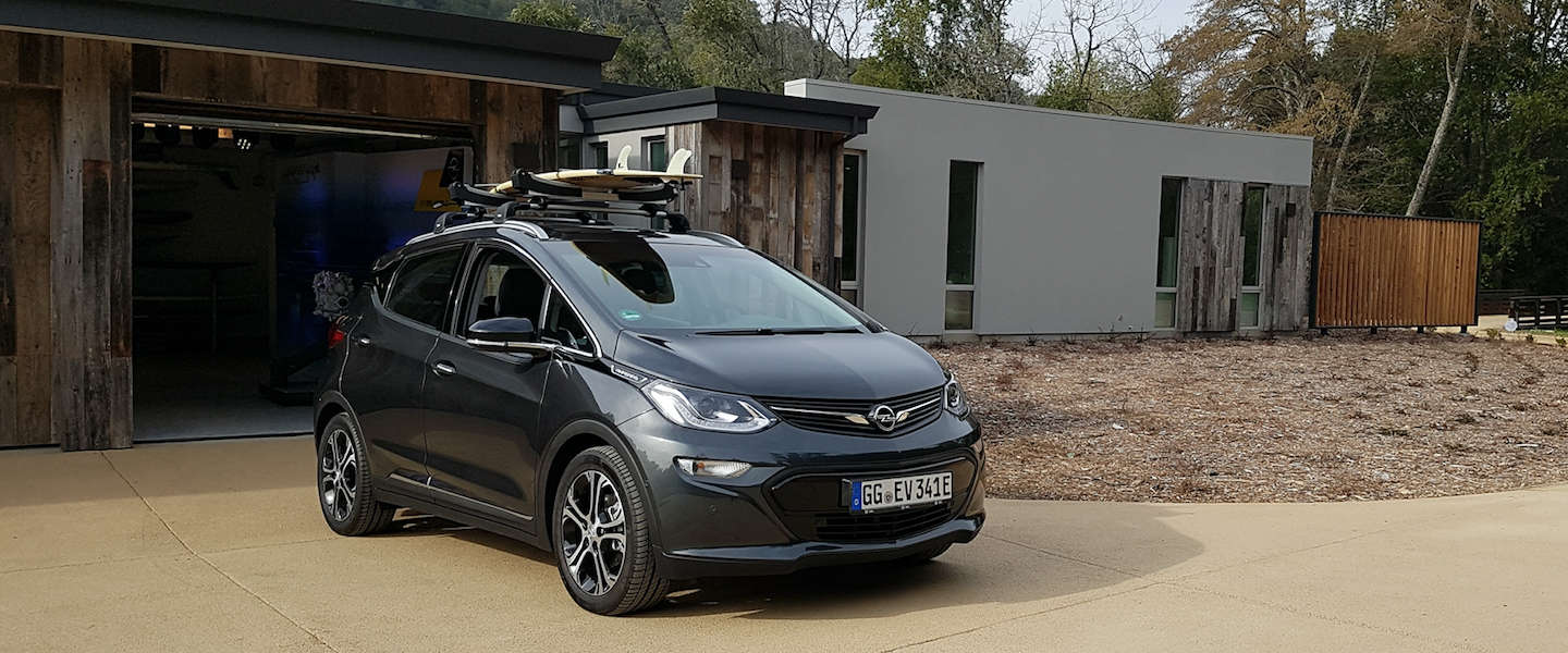 Opel stort zich in de wereld van start-ups en high-tech