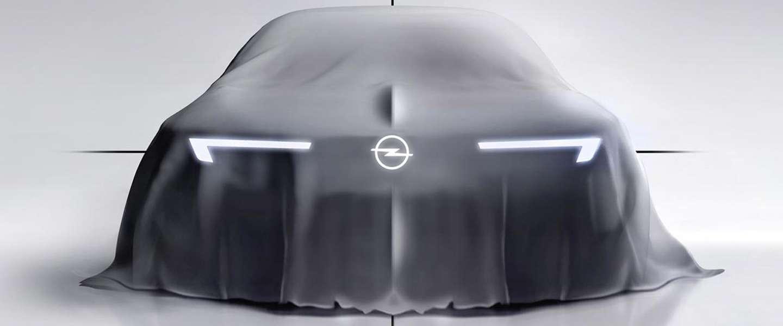 Van concept naar Opel concept car - dit komt er allemaal bij kijken