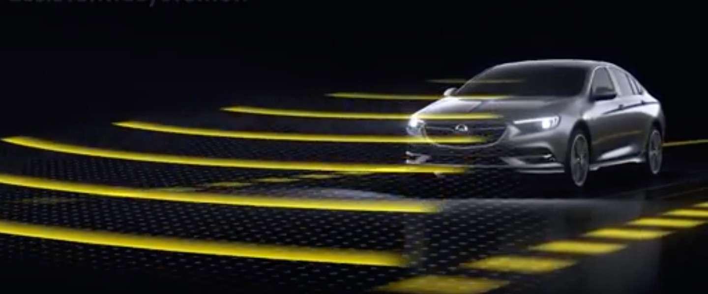 Opel Eye is de sleutel voor zorgeloos rijden in de toekomst