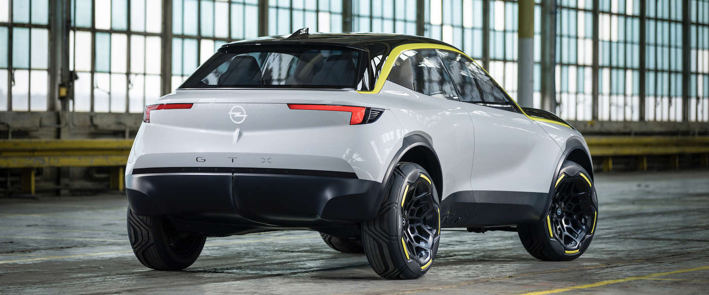 Opel GT X Experimental: Duits, bereikbaar en spannend
