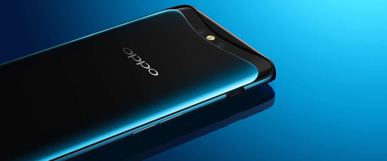 De Oppo Find X is nu verkrijgbaar in Nederland