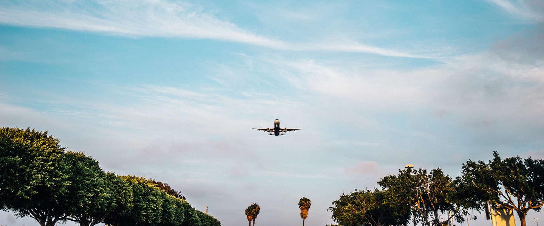 Het drukke luchtverkeer in 10 bizarre foto's