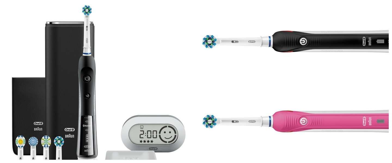 Winactie: maak kans op één van de 5 tandenborstels van Oral-B